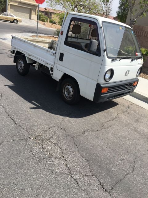 honda acty rhd jdm kei truck street legal atv 2wd 4speed japanese mini truck for sale honda. Black Bedroom Furniture Sets. Home Design Ideas