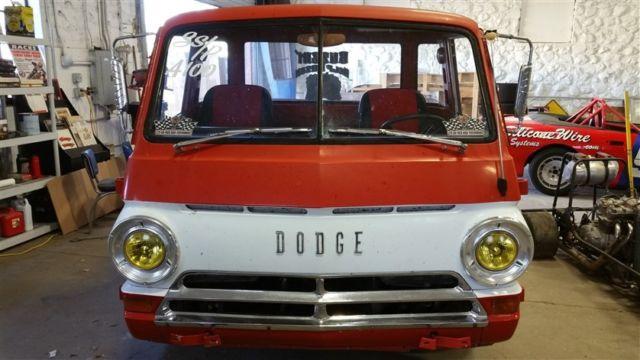 Hot Wheels Style Show Car 1966 Dodge A100 Radio Flyer 225 6
