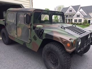 humvee h1 am general for sale hummer h1 1994 for sale in
