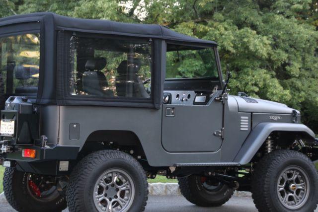 icon fj40 toyota landcruiser land rover defender for sale toyota land cruiser icon fj40. Black Bedroom Furniture Sets. Home Design Ideas