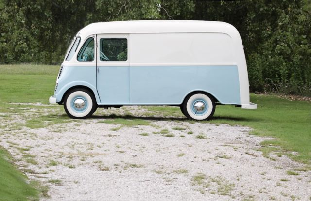 cab40079f0 International Harvester Metro Van IH Restored Vintage Ice Cream Truck like  DIVCO for sale - International Harvester AM120 1959 for sale in Frisco