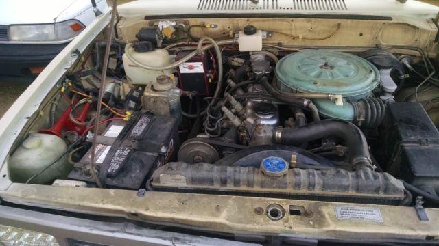 Isuzu Pickup Pup Diesel For Sale Isuzu Pickup Truck 1985