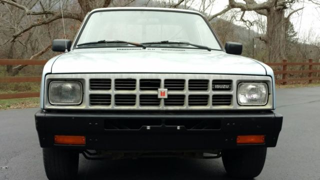 isuzu pup chevrolet luv truck for sale isuzu other chevy luv 1986 for sale in swannanoa north. Black Bedroom Furniture Sets. Home Design Ideas