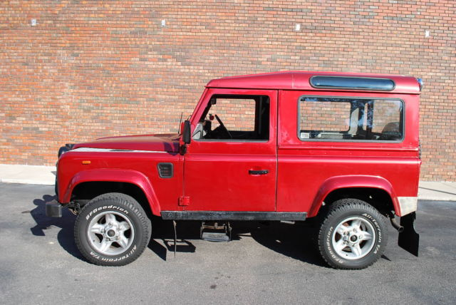 It A Defender 90 This Vehicle Was Legally Imported From Uk