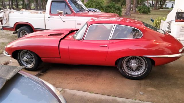 Jaguar 1963 xke fixed head coupe for sale jaguar e type 1963 for sale in melbourne florida - Jaguar e type fixed head coupe ...