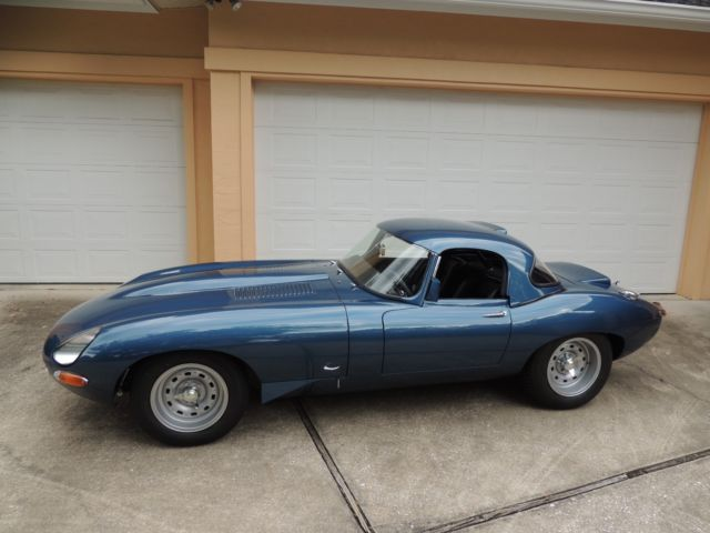 Jaguar E Type Semi Lightweight For Sale Jaguar E Type