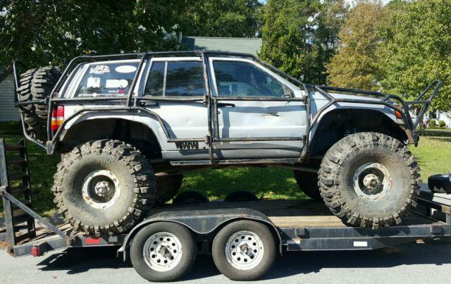 Jeep Grand Cherokee Used >> Jeep Cherokee Rock Crawler Rockwells Boggers, Atlas 2 5.7 Hemi mudder off road for sale - Jeep ...