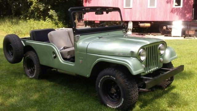 Jeep Cj6 Tuxedo Park Mark Iv For Sale Jeep Other 1967