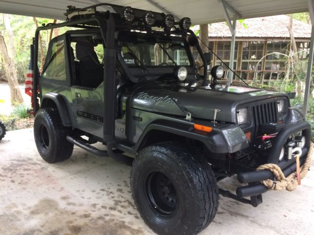 JEEP RESTORED SHOW JEEP for sale - Jeep Wrangler 1993 for sale in