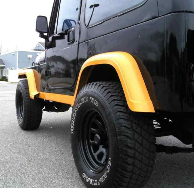Jeep Wrangler 1990 5spd 4cyl *BUY IT NOW* For Sale