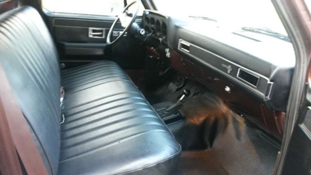 K20 Diesel 4x4 For Sale Chevrolet Other Pickups 1983 For