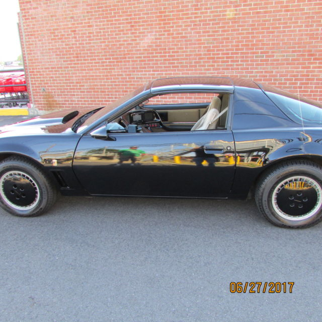 Am A Rider Full Song Download: Knight Rider Trans Am Autographed By George Barris And