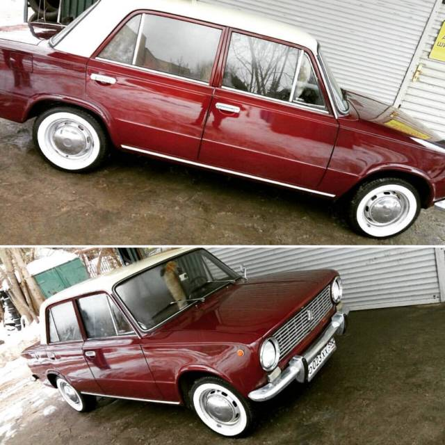 Lada Vaz 2101 Fiat 124 For Sale Other Makes Vaz 2101 1971 For Sale In Moscow Default