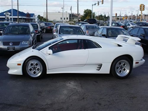 lamborghini manual transmission for sale