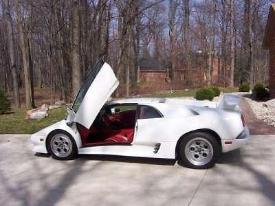 Lamborghini Diablo For Sale Lamborghini Diablo 1992 For