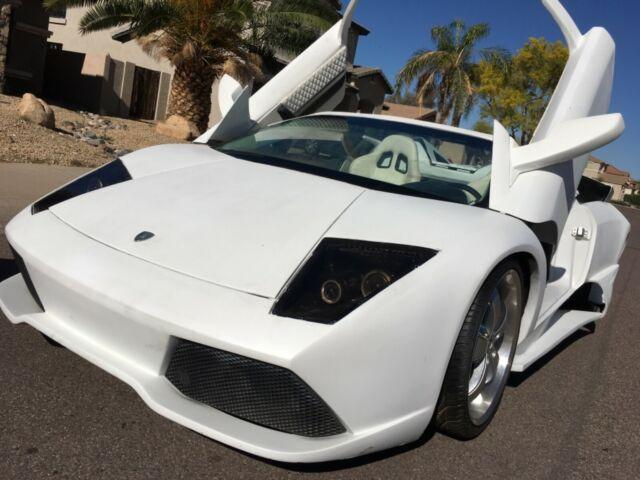 Lamborghini Diablo Roadster Replica Kit Car 1 Of A Kind No Reserve