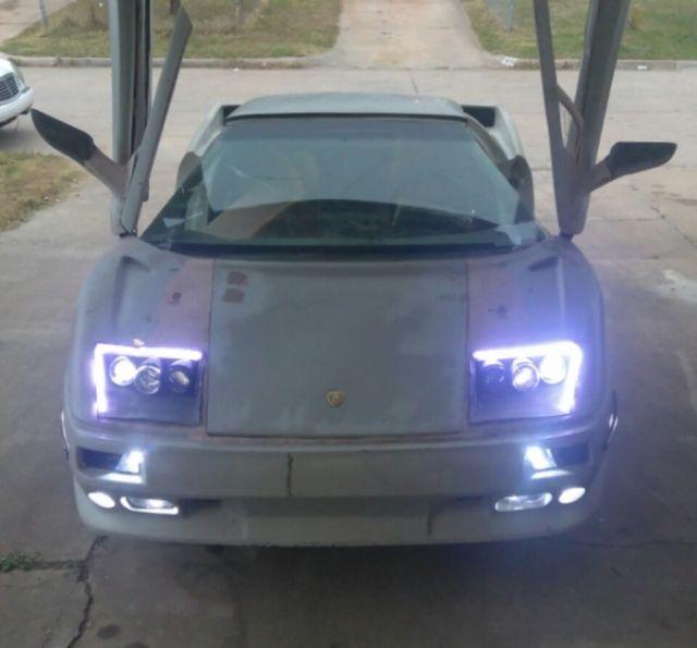 Lamborghini Diablo Roadster Replica / Kit Car For Sale