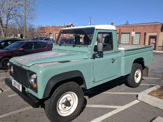 Land Rover Defender 110 1985 High Capacity Pickup for sale
