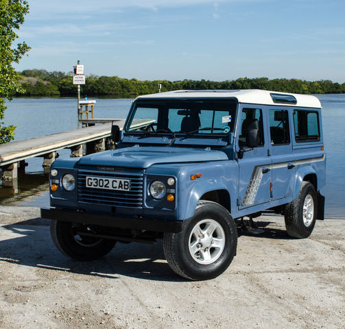 Land Rover Defender 110 1989 3.5 V8 Orginal For Sale