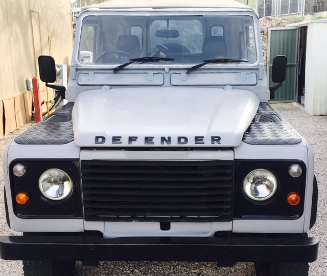 Land Rover Defender 110 2.5 Diesel Turbo 1989 For Sale
