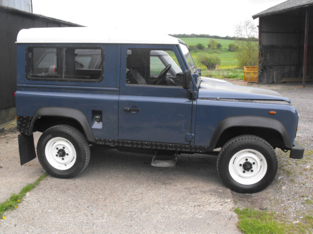 Land Rover Defender 90 200tdi Genuin And Original 1992