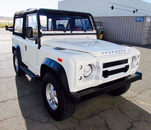 Land Rover Defender 90 NAS For Sale