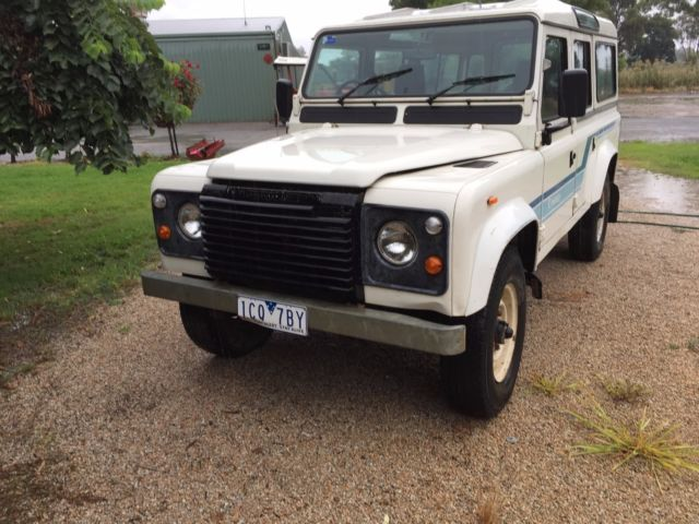 "Land Rover Defender For Sale Texas >> Land Rover defender County 110 1986 V8 RHD ""UNMOLESTED"" for sale - Land Rover Defender 1986 for ..."