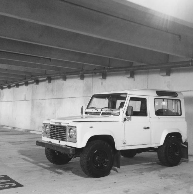 Land Rover Defender D90 1987 For Sale