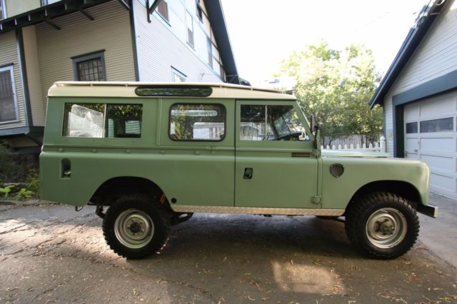 land rover series iii 109 3 door wagon 1979 for sale land rover other 109 1979 for sale in. Black Bedroom Furniture Sets. Home Design Ideas