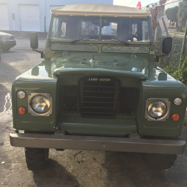 LAND ROVER SERIES III 1973 For Sale