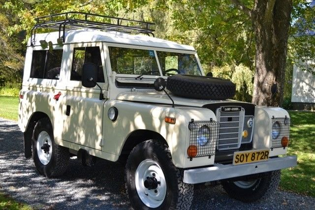land rover series 3 owners manual