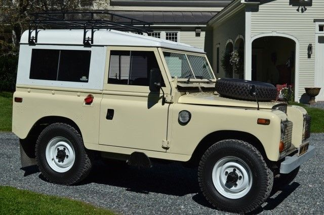 Land Rover Series Iii Defender For Sale Land Rover