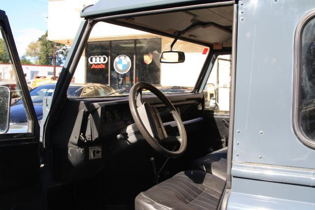 LEFT HAND DRIVE 1983 Land Rover Defender 90 for sale - Land Rover