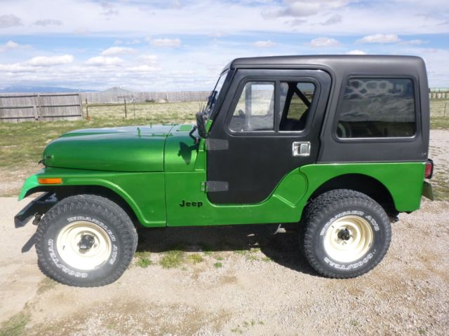 low mileage 1983 jeep cj5 for sale jeep cj base 1983 for. Black Bedroom Furniture Sets. Home Design Ideas