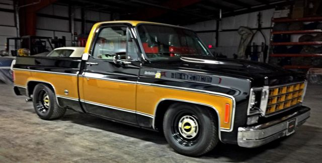 ls resto square body c10 for sale chevrolet c 10 1977 for sale in osage beach missouri. Black Bedroom Furniture Sets. Home Design Ideas