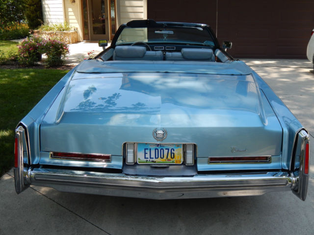 Lt blue convertible w navy blue vinyl top 2nd owner for for Classic house vinyl sale