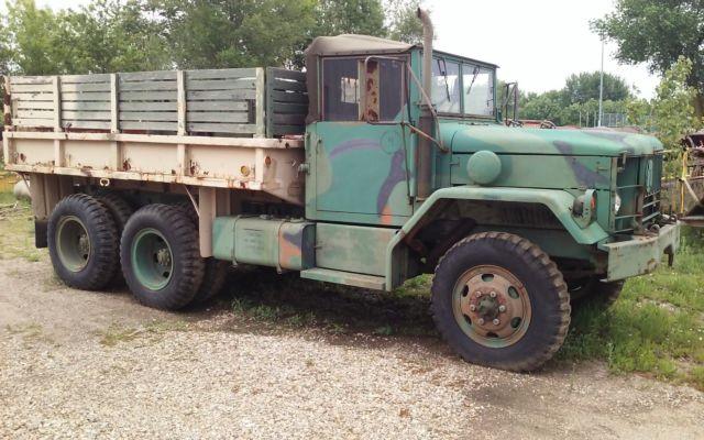 M35A2 Deuce & a half for sale - Kaiser Jeep G80 1966 for