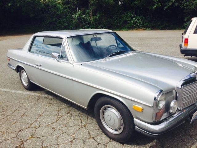 Mercedes 280c for sale mercedes benz 200 series coupe for Mercedes benz of tacoma
