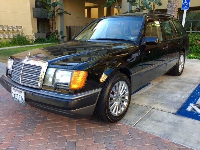 Mercedes 300te wagon e320 w124 w123 td w126 sl w210 190e for Mercedes benz w124 for sale