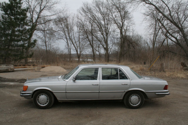 mercedes 450 se 1973 for sale mercedes benz 400 series 1973 for sale in valley nebraska. Black Bedroom Furniture Sets. Home Design Ideas