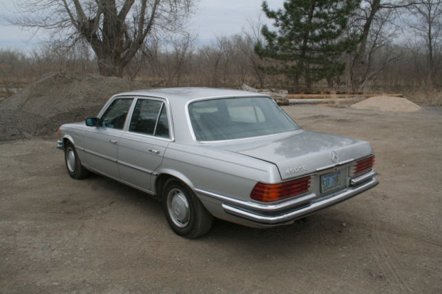 Mercedes 450 se 1973 for sale mercedes benz 400 series for Mercedes benz 400 se