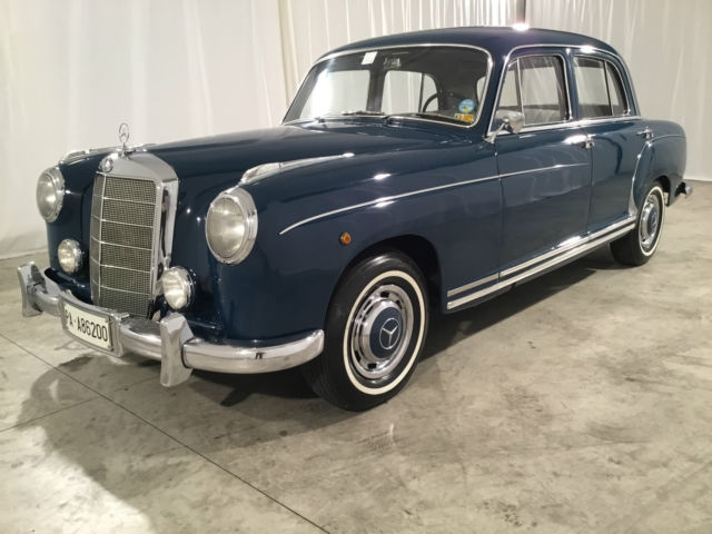 Mercedes benz 220s ponton for sale mercedes benz other for 1957 mercedes benz 220s
