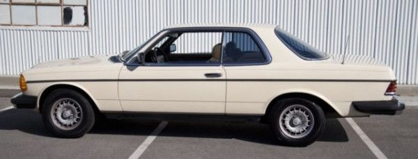 Mercedes benz 300 cd 1982 turbo diesel coupe rare classic for Mercedes benz mission viejo