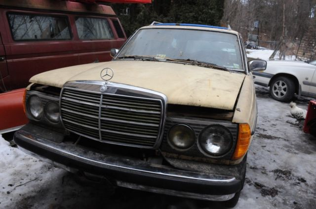 Mercedes Benz 300 Td Wagon Great For Parts Or