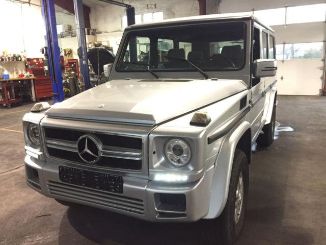 Mercedes benz 300gd 1991 5 speed diesel eurospec for Mercedes benz gelandewagen