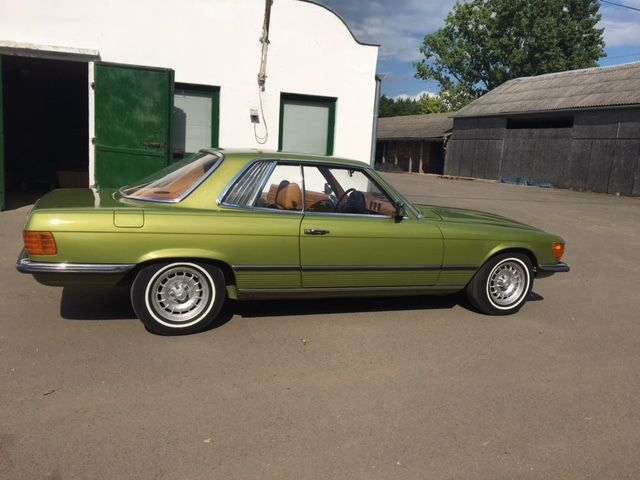 Mercedes benz 350 slc c107 of 1976 for sale mercedes for 1976 mercedes benz for sale