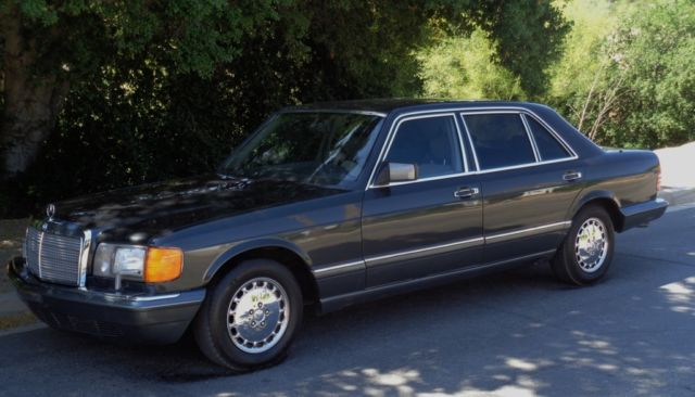 Mercedes benz 350sdl 1990 w126 chassis for sale mercedes for Mercedes benz w126 for sale