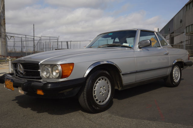 mercedes benz 380sl 1984 for sale mercedes benz sl class