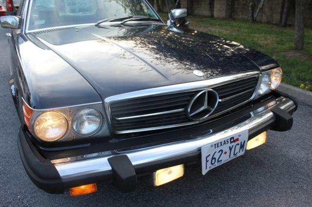 Mercedes benz 380slc coupe 7k miles 1 collector owner very for Mercedes benz allentown pennsylvania