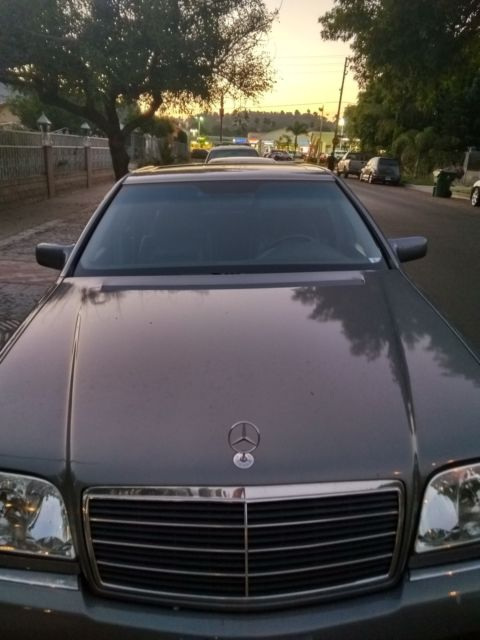 Mercedes benz 400sel 93 great condition for sale for 1993 mercedes benz 400sel for sale